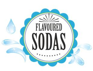 Enjoy light, refreshing, sparkling flavoured soda water